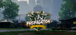 Propagation Squad Up VR Arcade Experience