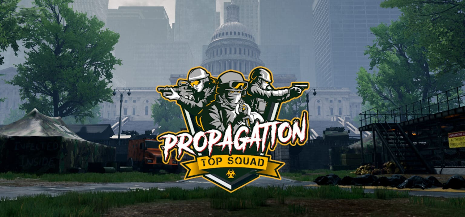 propagation top squad vr arcade experience